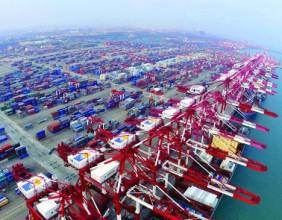 Los 10 puertos mas Importantes de China