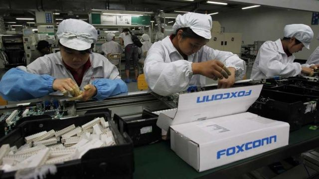Iphone, Ipad manufacturados en Filipinas