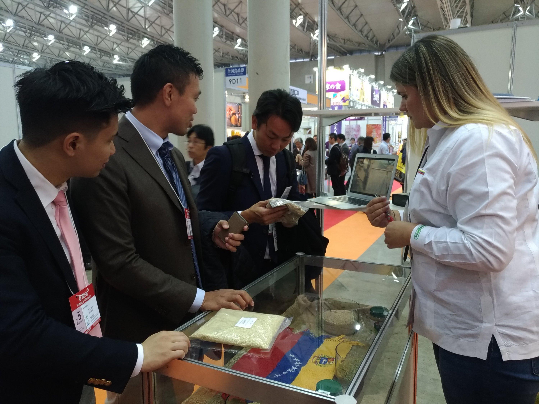 empresas japonesas negociando suministros de productos venezolanos con ayuda de analema b2b