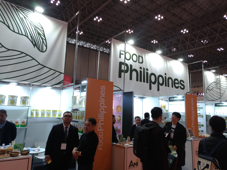 Cacao Filipino en Foodex 2019
