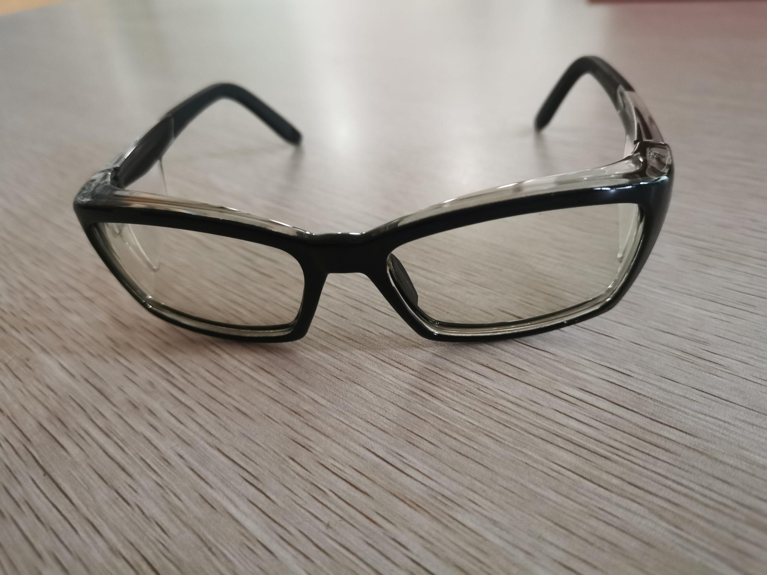 Lentes de Seguridad o Gafas de Seguridad con prescripción